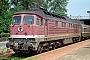 """LTS 0633 - DR """"232 397-0"""" 20.07.1992 - Horka, BahnhofNorbert Schmitz"""