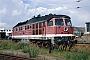 """LTS 0633 - DR """"232 397-0"""" 17.07.1993 - Waren (Müritz), EinsatzstelleMichael Uhren"""