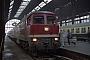 """LTS 0635 - DR """"132 400-3"""" 16.11.1990 - Kiel, HauptbahnhofPhilip Wormald"""