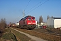 """LTS 0635 - Railion """"232 400-2"""" 02.04.2005 - StralsundPeter Wegner"""