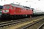 """LTS 0635 - DB AG """"232 400-2"""" 01.06.1997 - Cottbus, BahnhofSilvio Bachmann"""