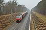 "LTS 0638 - DB Cargo ""232 401-0"" 23.02.2017 - ZentendorfTorsten Frahn"