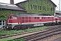 "LTS 0638 - DB AG ""232 401-0"" 22.05.1997 - Schwerin, BetriebswerkNorbert Schmitz"