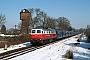 """LTS 0638 - DB Schenker """"232 401-0"""" 16.03.2013 - UhsmannsdorfNorman Gottberg"""
