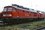 """LTS 0642 - Railion """"232 413-5"""" 23.04.2004 - Blankenburg, BahnbetriebswerkHelmut Philipp"""