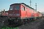 "LTS 0642 - DB AG ""232 413-5"" 13.04.1998 - Halle (Saale), Betriebswerk GNorbert Schmitz"