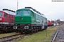 """LTS 0642 - NRE """"232 413-5"""" 14.12.2019 - Chemnitz-Hilbersdorf, Sächsisches EisenbahnmuseumFrank Weimer"""