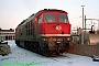 """LTS 0643 - DB AG """"232 408-5"""" 30.01.1996 - Sangerhausen, BetriebswerkNorbert Schmitz"""