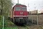 "LTS 0644 - DR ""232 409-3"" 26.04.1992 - Frankfurt (Oder), BetriebswerkNorbert Schmitz"