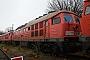 """LTS 0646 - Railion """"232 414-3"""" 23.11.2013 - Saalfeld (Saale)br232.com Archiv"""