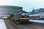 "LTS 0654 - DR ""132 420-1"" 04.05.1984 - Berlin, Bahnhof Zoologischer GartenLeonhard Grunwald"