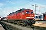 """LTS 0657 - DB Regio """"234 423-2"""" 02.04.2001 - Nürnberg, HauptbahnhofM. Schröder (Archiv Werner Brutzer)"""
