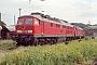 """LTS 0657 - DB Cargo """"232 905-0"""" 12.07.2002 - Blankenburg (Harz)Heiko Müller"""