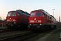 """LTS 0662 - Railion """"233 450-6"""" 28.03.2007 - LübeckStephan Möckel"""