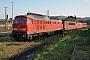 """LTS 0663 - Railion """"232 428-3"""" 06.05.2007 - Saalfeld (Saale), BetriebswerkTorsten Barth"""