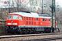 """LTS 0666 - Railion """"232 437-4"""" 23.01.2005 - Chemnitz, HauptbahnhofKlaus Hentschel"""