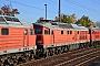 """LTS 0666 - DB Schenker """"232 437-4"""" 19.10.2012 - Taucha (bei Leipzig)Marcus Schrödter"""