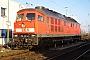 """LTS 0666 - Railion """"232 437-4"""" 14.01.2007 - Seelze, BetriebswerkThomas Wohlfarth"""
