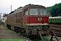"""LTS 0666 - DR """"132 437-5"""" 20.07.1991 - Eisenach, BahnhofNorbert Schmitz"""