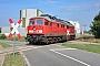 """LTS 0673 - Railion """"233 441-5"""" 11.09.2008 - Brieselang, Anschluss RIGIPSIngo Wlodasch"""