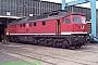 """LTS 0673 - DB AG """"232 441-6"""" 11.09.1998 - Erfurt, BetriebswerkNorbert Schmitz"""