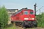 """LTS 0678 - DB Cargo """"232 443-2"""" 30.06.2003 - Leipzig-EngelsdorfRalph Mildner"""