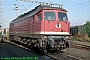 "LTS 0678 - DR ""232 443-2"" 08.07.1993 - Nordhausen, BetriebswerkNorbert Schmitz"