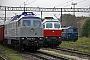 """LTS 0678 - Ecco Rail """"BR 232-443-2"""" 22.09.2014 - WęgliniecTorsten Frahn"""