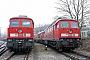 """LTS 0682 - DB Schenker """"232 448-1"""" 28.02.2011 - Saalfeld (Saale)Ralph Mildner"""