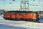 """LTS 0682 - DB Cargo """"232 448-1"""" 23.12.2001 - HoyerswerdaDieter Stiller"""