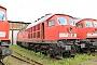 """LTS 0685 - DB Schenker """"241 449-8"""" 17.05.2014 - Halle (Saale), Betriebswerk GMarvin Fries"""