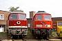 """LTS 0686 - Railion """"233 451-4"""" 16.09.2006 - Cottbus, AusbesserungswerkTorsten Frahn"""