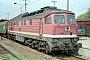 """LTS 0686 - DR """"232 451-5"""" 01.05.1992 - Stralsund, BahnhofNorbert Schmitz"""