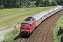 """LTS 0686 - Railion """"233 451-4"""" 25.06.2005 - SchönbergDirk Einsiedel"""