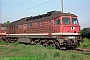 "LTS 0687 - DR ""232 452-3"" 28.05.1992 - Altenburg, BetriebswerkNorbert Schmitz"
