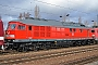 """LTS 0687 - DB Cargo """"233 452-2"""" 10.12.2018 - Schönefeld, Bahnhof Berlin-Schönefeld Flughafen Rudi Lautenbach"""