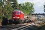 """LTS 0687 - DB Cargo """"233 452-2"""" 10.09.2020 - Leipzig-GroßzschocherAlex Huber"""