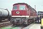 "LTS 0688 - DB AG ""232 453-1"" 03.05.1997 - Halle (Saale), Betriebswerk GNorbert Schmitz"