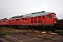 """LTS 0688 - Railion """"232 453-1"""" 23.11.2013 - Saalfeld (Saale)br232.com Archiv"""