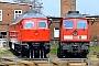 """LTS 0692 - Railion """"232 457-2"""" 20.04.2006 - Cottbus, AusbesserungswerkIngo Wlodasch"""