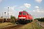 """LTS 0696 - Railion """"232 461-4"""" 21.07.2006 - Rostock-Seehafen, BetriebswerkPeter Wegner"""