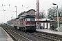 "LTS 0696 - DR ""132 461-5"" 09.04.1989 - LübbenauMichael Uhren"