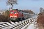 "LTS 0702 - Railion ""234 467-9"" 26.01.2007 - Ravensburg-Oberzell SRS"