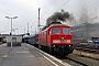 "LTS 0702 - Railion ""234 467-9"" 23.03.2008 - Berlin-Lichtenberg V300-Spezialist"