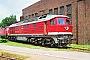 """LTS 0702 - DB AG """"234 467-9"""" 16.06.1999 - Reichenbach (Vogtland), BetriebswerkKlaus Hentschel"""