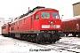 """LTS 0703 - Railion """"234 468-7"""" 12.11.2007 - Seddin, BetriebswerkIngo Wlodasch"""