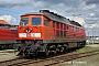 """LTS 0703 - Railion """"234 468-7"""" 01.05.2008 - Seddin, BetriebswerkIngo Wlodasch"""