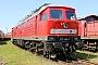 """LTS 0704 - DB Schenker """"232 469-7"""" 02.08.2015 - Cottbus, AusbesserungswerkThomas Wohlfarth"""