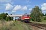 """LTS 0707 - DB Schenker """"232 472-1"""" 19.08.2014 - Straßgräbchen-BernsdorfLukas Weber"""