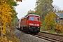 """LTS 0707 - DB Schenker """"232 472-1"""" 26.10.2015 - Görlitz-SchlaurothTorsten Frahn"""